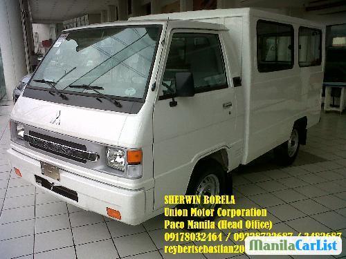 Picture of Mitsubishi L300 Manual 2013