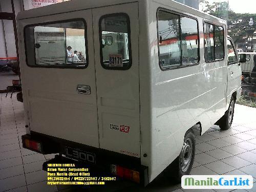 Mitsubishi L300 Manual 2013 in Metro Manila