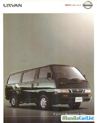 Picture of Nissan Urvan Manual 2011