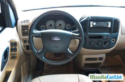 Ford Escape Automatic 2005