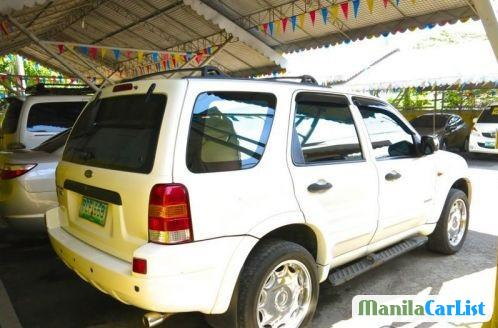 Picture of Ford Escape Automatic 2005 in Philippines