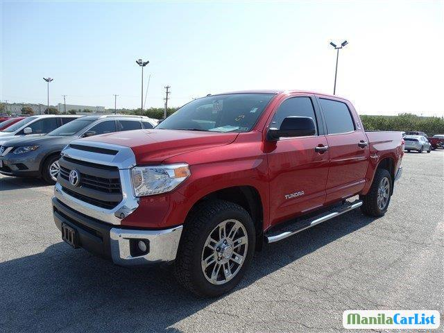 Picture of Toyota Tundra Automatic 2015
