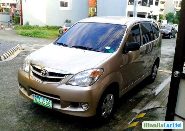 Picture of Toyota Avanza Manual 2015