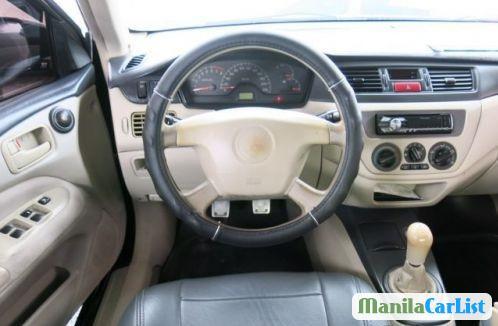 Mitsubishi Lancer Manual 2005