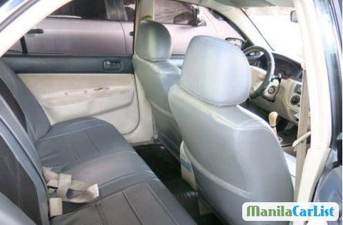 Mitsubishi Lancer Manual 2005 in Metro Manila