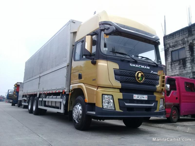 Picture of Shacman Heavy Duty Truck X3000 Wing Manual 2019