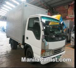 Picture of Isuzu Elf ALUMINUM CLOSED VA Manual 2019