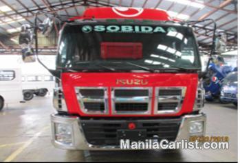 Picture of Isuzu C-Series CXZ 6x4 Dump Truck Manual 2019 in Metro Manila