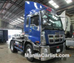 Picture of Isuzu EXD 4x2 Tractor He Manual 2019