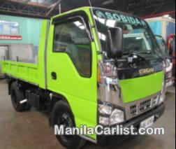 Picture of Isuzu N-Series ELF DUMP TRUCK 4X2 Manual 2019