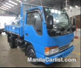Picture of Isuzu N-Series NKR Dump Truck 4x2 Manual 2019