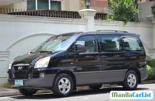 Picture of Hyundai Starex Automatic 2005