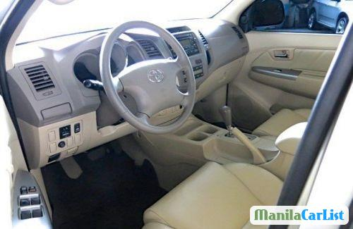 Toyota Fortuner Automatic 2007 in Albay