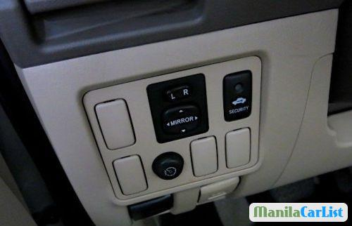 Picture of Toyota Fortuner Automatic 2007 in Albay