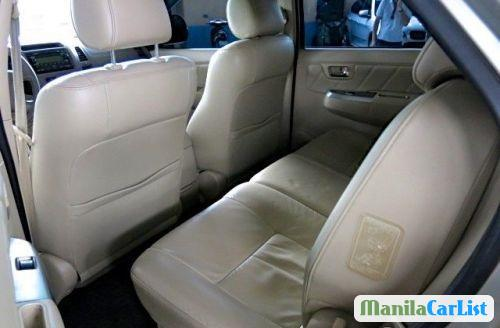 Picture of Toyota Fortuner Automatic 2007 in Philippines