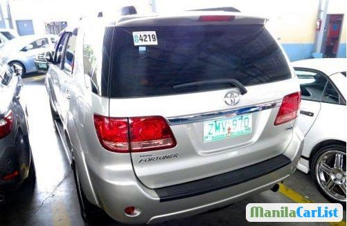 Toyota Fortuner Automatic 2007 in Philippines - image