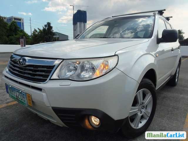 Pictures of Subaru Forester Automatic 2009