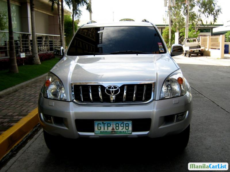 Picture of Toyota Land Cruiser Prado Automatic 2005