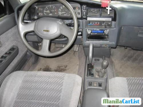 Toyota Hilux Automatic 2001