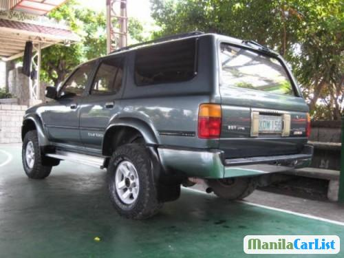 Toyota Hilux Automatic 2001 in Philippines
