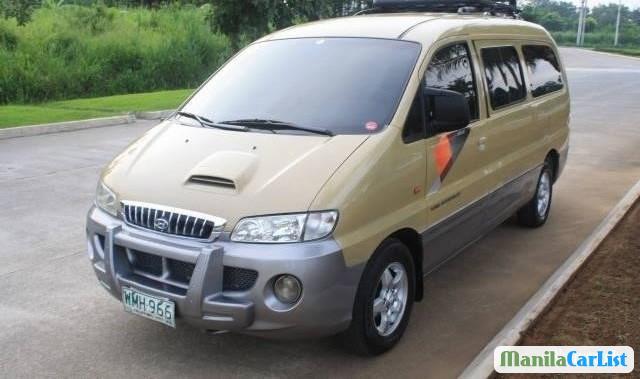 Picture of Hyundai Starex Automatic 2000