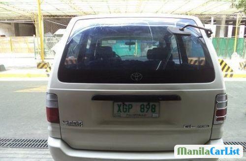 Picture of Toyota Other Manual 2002 in Philippines
