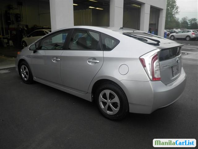 Picture of Toyota Prius Automatic 2013