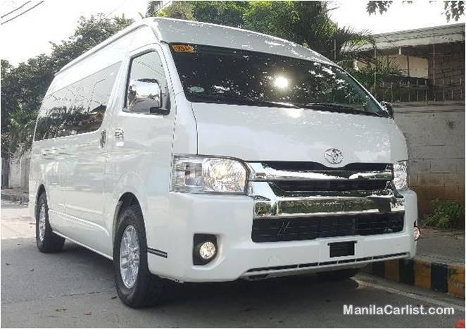 Pictures of Toyota Hiace Automatic 2018