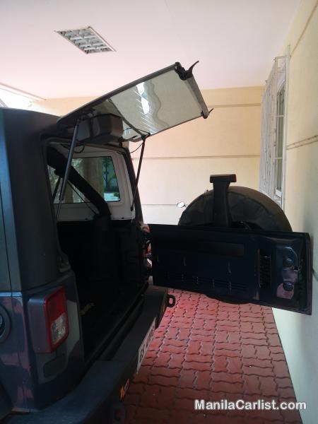 Jeep Wrangler Sports Automatic 2018 - image 11
