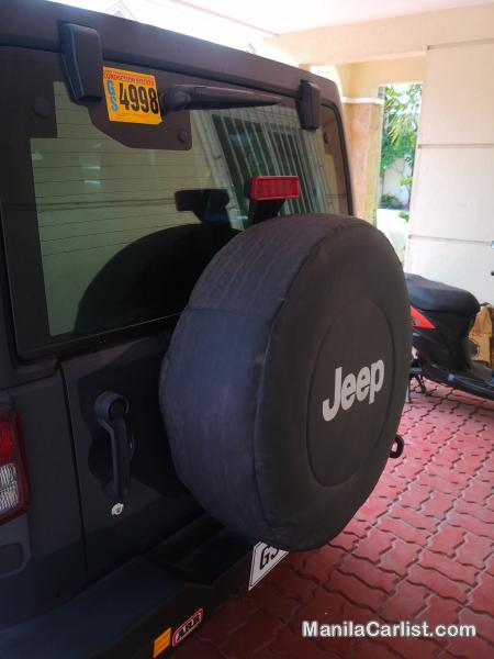 Jeep Wrangler Sports Automatic 2018 in Philippines