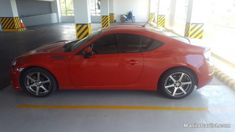 Pictures of Subaru BRZ 200HP Automatic 2014