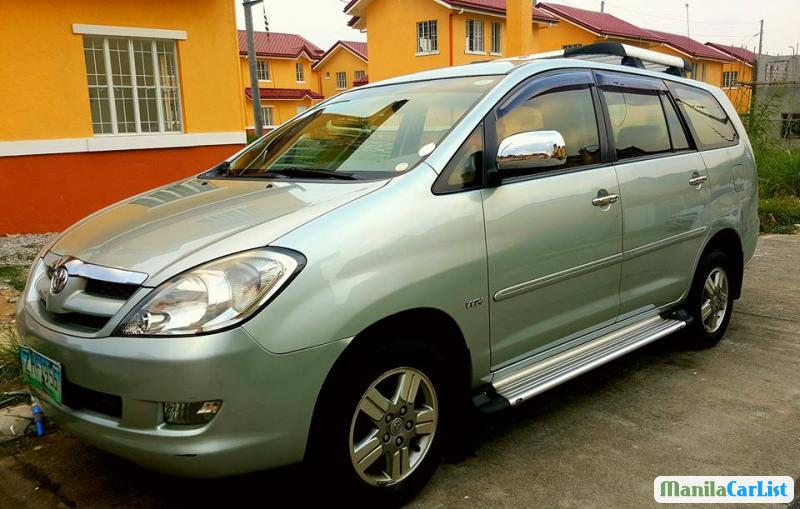 Picture of Toyota Innova Manual