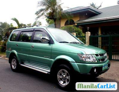 Pictures of Isuzu Crosswind Automatic 2005