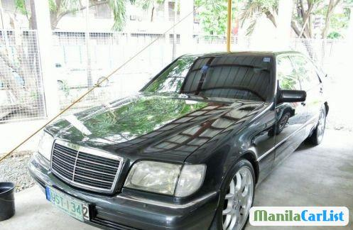 Picture of Mercedes Benz S-Class Automatic 1996