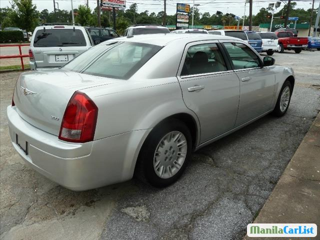 Pictures of Chrysler 300C Automatic 2007
