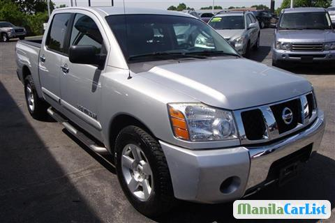Picture of Nissan Titan Automatic 2007