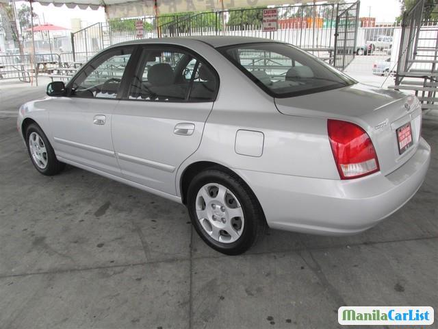 Hyundai Elantra Automatic 2003 - image 2