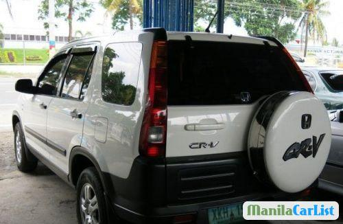 Honda CR-V Automatic 2003 in Philippines - image