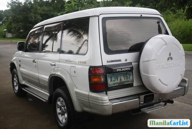 Mitsubishi Pajero Automatic 2003 in Cavite