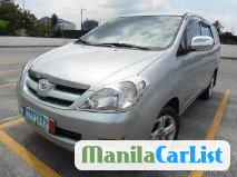 Pictures of Toyota Innova Manual 2007
