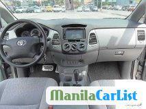Toyota Innova Manual 2007 in Metro Manila