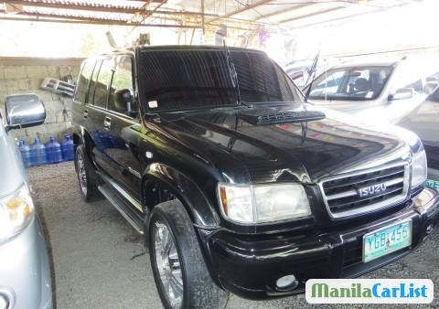 Isuzu Trooper Automatic 2006 - image 1