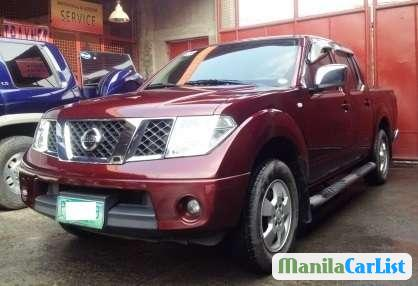Pictures of Nissan Navara Automatic 2015