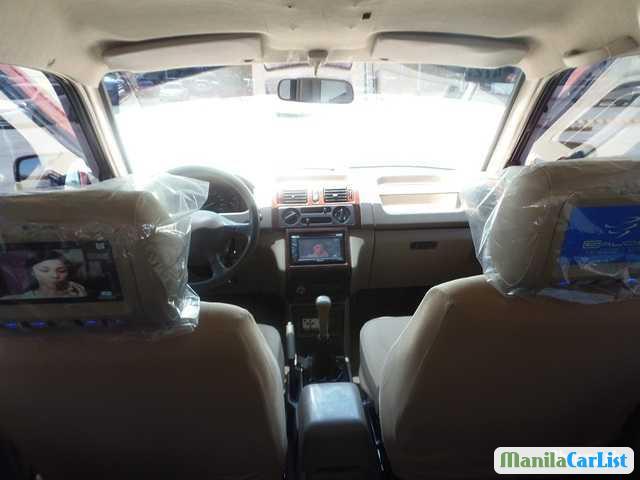 Mitsubishi Adventure 2007 - image 2