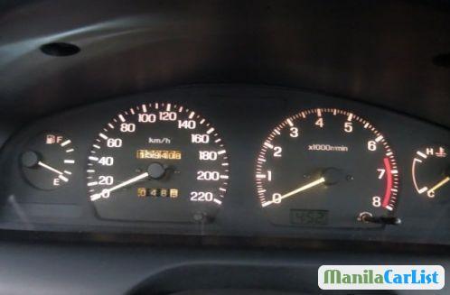 Nissan Sentra Manual 1998 - image 10