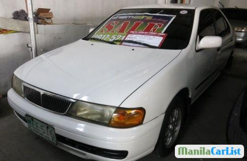 Picture of Nissan Sentra Manual 1998