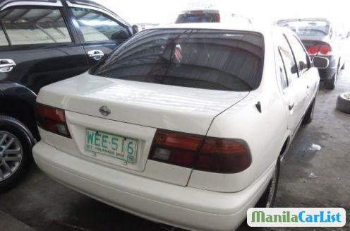 Nissan Sentra Manual 1998 in Benguet