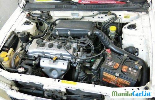 Nissan Sentra Manual 1998 - image 9