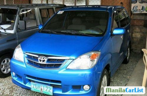 Picture of Toyota Avanza Automatic 2007