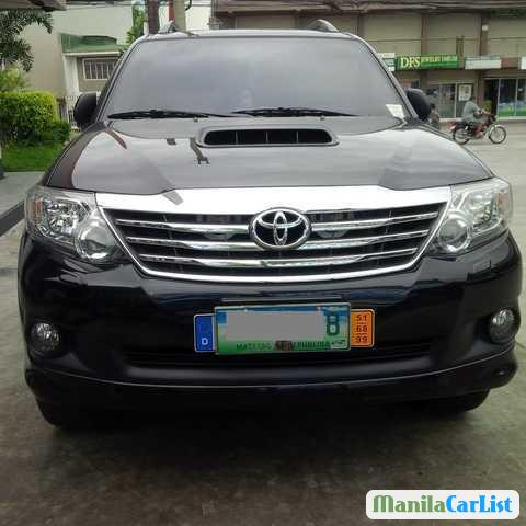 Pictures of Toyota Fortuner Automatic 2013